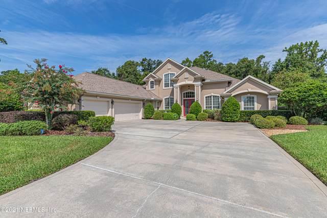 248 Bridge Creek Dr, Jacksonville, FL 32259 (MLS #1120009) :: The Huffaker Group