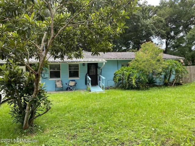 85033 Ausmus Ave, Yulee, FL 32097 (MLS #1120015) :: The Huffaker Group