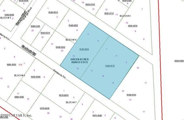 (OFF OF) Orange Blvd, Crescent City, FL 32112 (MLS #1120046) :: Olson & Taylor | RE/MAX Unlimited