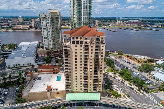 1478 Riverplace Blvd #408, Jacksonville, FL 32207 (MLS #1120172) :: Noah Bailey Group
