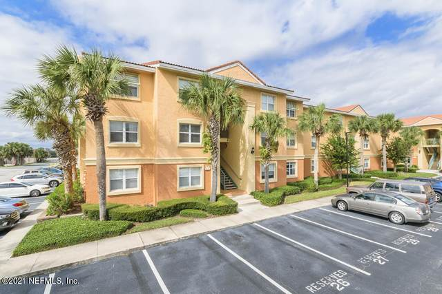 111 25TH Ave S M12, Jacksonville Beach, FL 32250 (MLS #1120179) :: EXIT Real Estate Gallery