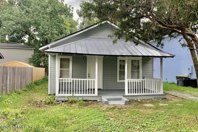 3627 Rosselle St, Jacksonville, FL 32205 (MLS #1120181) :: The Huffaker Group