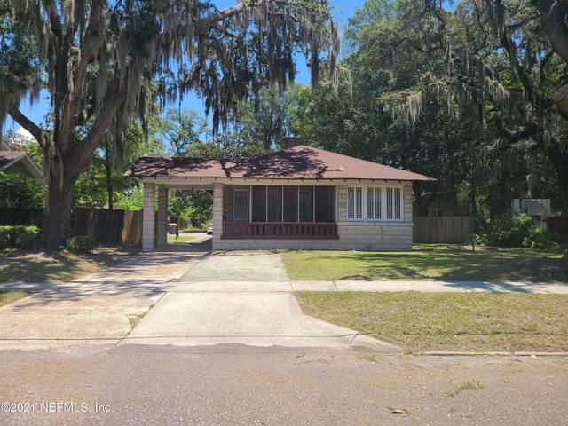 6657 Oakwood St, Jacksonville, FL 32208 (MLS #1120201) :: The Huffaker Group