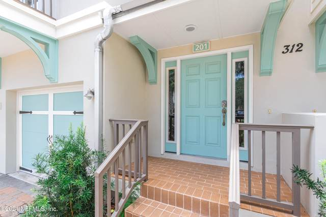 312 High Tide Dr #201, St Augustine, FL 32080 (MLS #1120204) :: The Randy Martin Team | Watson Realty Corp
