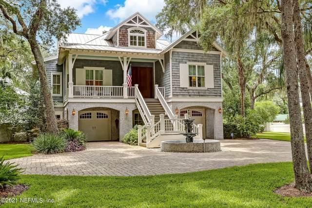 4855 Why Rd, Fernandina Beach, FL 32034 (MLS #1120246) :: EXIT 1 Stop Realty
