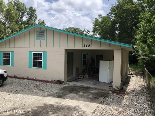 560 Aiken St, St Augustine, FL 32084 (MLS #1120308) :: Olde Florida Realty Group