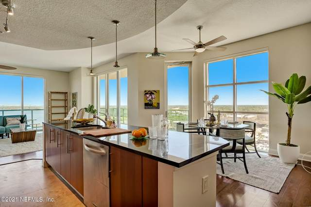 1431 Riverplace Blvd #1910, Jacksonville, FL 32207 (MLS #1120310) :: The Newcomer Group