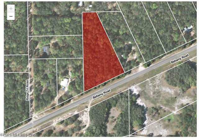 4490 Bellamy Rd, Keystone Heights, FL 32656 (MLS #1120358) :: EXIT Inspired Real Estate