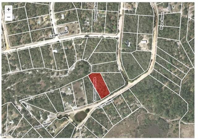 5809 Bryce St, Keystone Heights, FL 32656 (MLS #1120361) :: The Huffaker Group