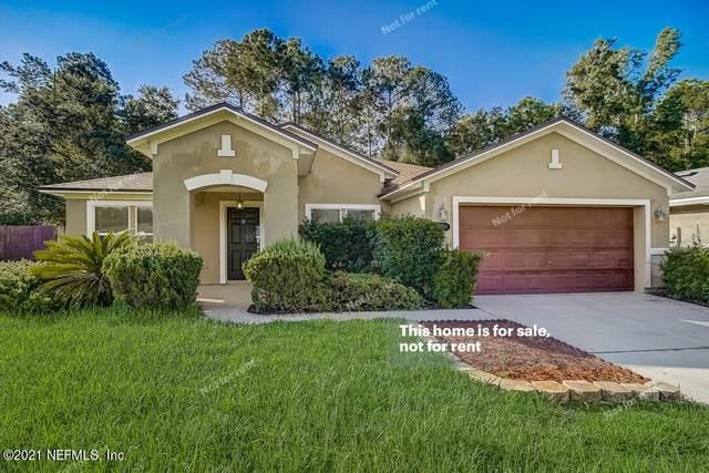 1538 Porter Lakes Dr, Jacksonville, FL 32218 (MLS #1120364) :: Century 21 St Augustine Properties