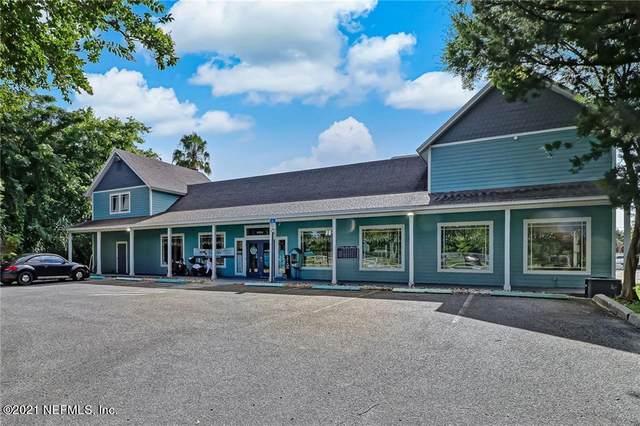 1014 S 7TH St, Fernandina Beach, FL 32034 (MLS #1120368) :: The Huffaker Group