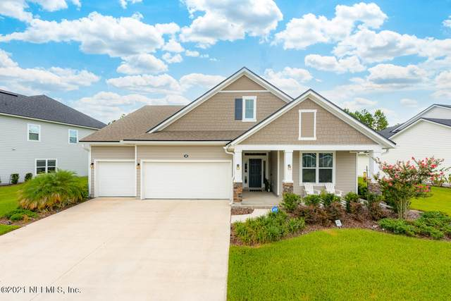 268 Hutchinson Ln, St Augustine, FL 32095 (MLS #1120385) :: EXIT Inspired Real Estate