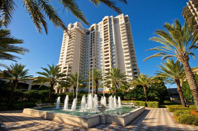 400 E Bay St #909, Jacksonville, FL 32202 (MLS #1120393) :: The Collective at Momentum Realty