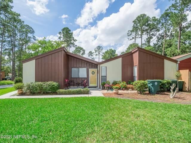 2511 Whispering Woods Blvd #4, Jacksonville, FL 32246 (MLS #1120416) :: EXIT 1 Stop Realty