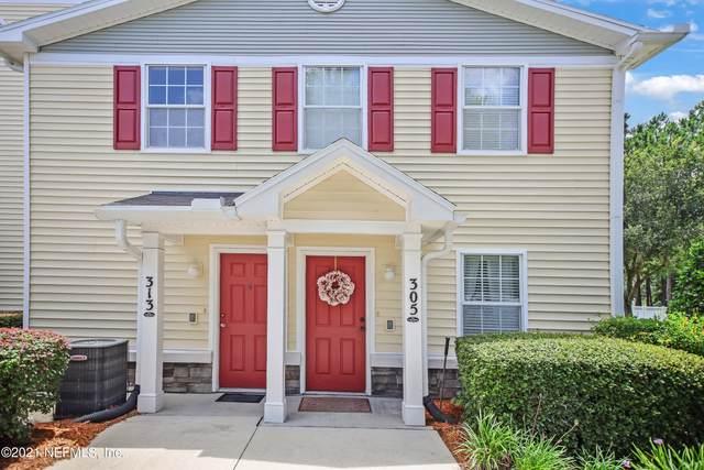 575 Oakleaf Plantation Pkwy #305, Orange Park, FL 32065 (MLS #1120545) :: EXIT 1 Stop Realty