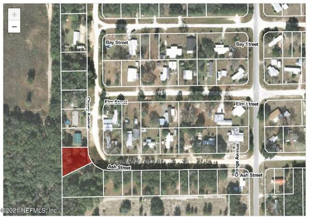 157 Cherry Ave, Hawthorne, FL 32640 (MLS #1120553) :: EXIT Real Estate Gallery