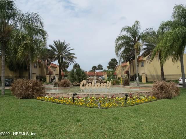 3919 Bell Tower Dr #6, Jacksonville, FL 32217 (MLS #1120568) :: EXIT Real Estate Gallery
