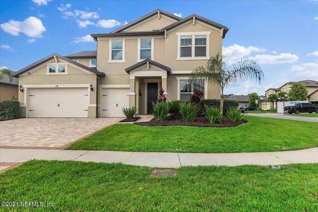 16 Madeline Ct, St Augustine, FL 32095 (MLS #1120579) :: The Huffaker Group