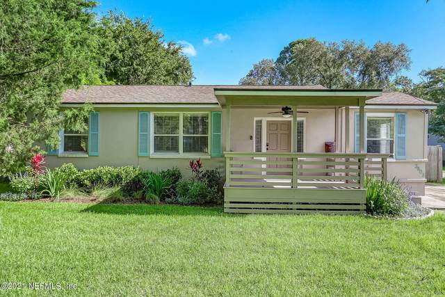 3603 College St, Jacksonville, FL 32205 (MLS #1120586) :: The Volen Group, Keller Williams Luxury International