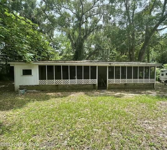 575 B Helen St, St Augustine, FL 32084 (MLS #1120597) :: Olde Florida Realty Group