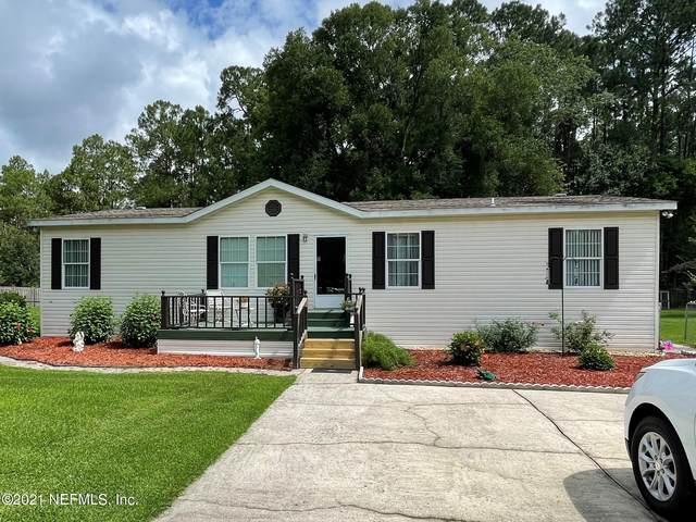 3527 Harbison St, Jacksonville, FL 32218 (MLS #1120599) :: The Huffaker Group