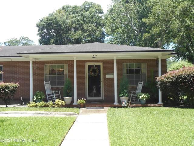 1456 Danbury Rd, Jacksonville, FL 32205 (MLS #1120609) :: The Volen Group, Keller Williams Luxury International