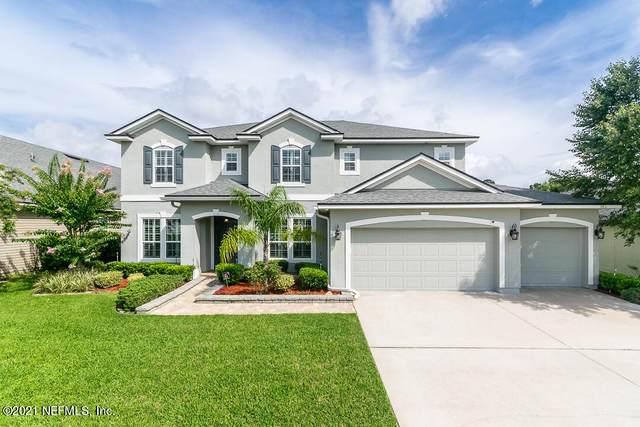 1183 Camp Ridge Ln, Middleburg, FL 32068 (MLS #1120646) :: Noah Bailey Group