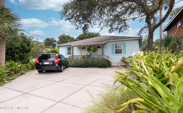 208 8TH St, St Augustine Beach, FL 32080 (MLS #1120663) :: EXIT Inspired Real Estate