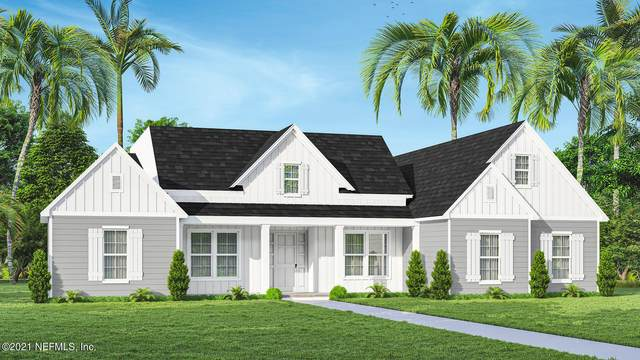 137 Canopy Hall Dr, St Augustine, FL 32095 (MLS #1120677) :: Olson & Taylor | RE/MAX Unlimited