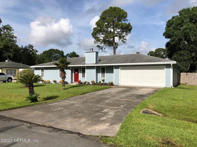 10724 Lariat Ln, Jacksonville, FL 32257 (MLS #1120728) :: The Volen Group, Keller Williams Luxury International