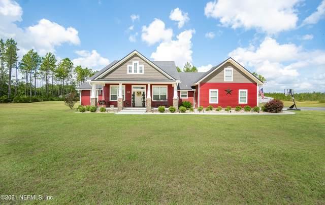 10274 Donnie Moran Rd, Glen St. Mary, FL 32040 (MLS #1120750) :: The Hanley Home Team