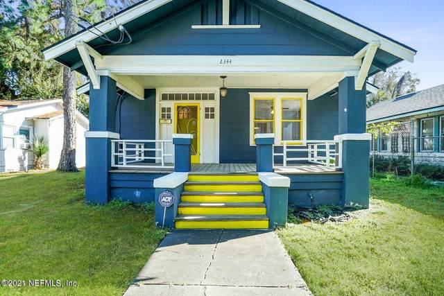 2344 Gilmore St, Jacksonville, FL 32204 (MLS #1120761) :: Berkshire Hathaway HomeServices Chaplin Williams Realty