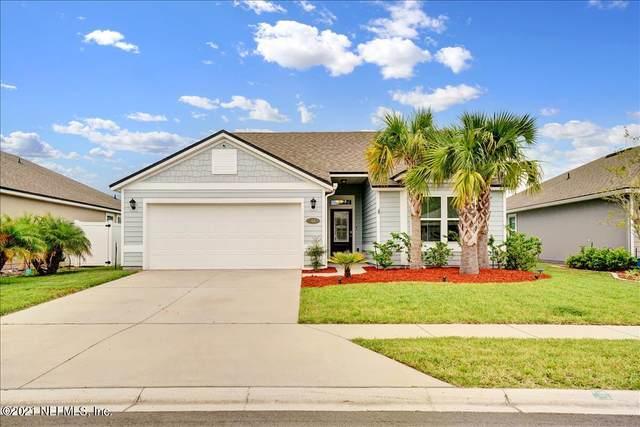 44 Pickett Dr, St Augustine, FL 32084 (MLS #1120769) :: The Volen Group, Keller Williams Luxury International