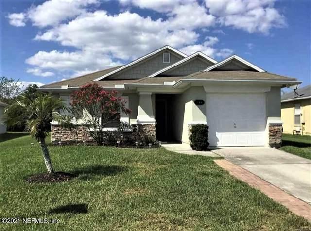 144 Brookfall Dr, St Augustine, FL 32092 (MLS #1120791) :: Olde Florida Realty Group