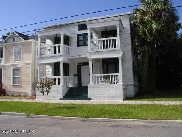 117 E 4TH St, Jacksonville, FL 32206 (MLS #1120794) :: EXIT Real Estate Gallery