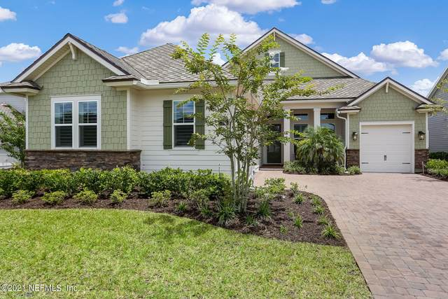 36 Big Horn Trl, Ponte Vedra, FL 32081 (MLS #1120812) :: The Impact Group with Momentum Realty