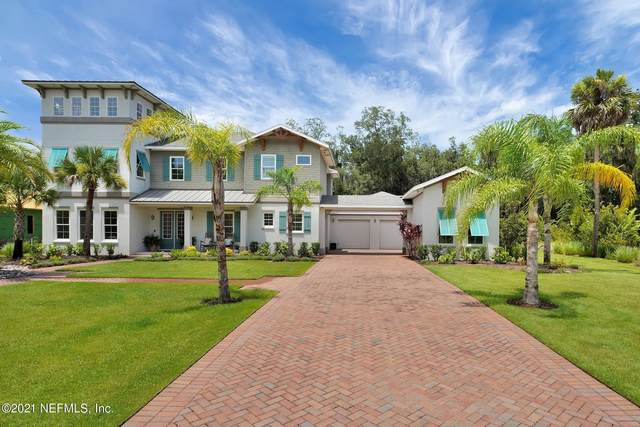 116 Leaning Tree Dr, St Augustine, FL 32095 (MLS #1120815) :: CrossView Realty