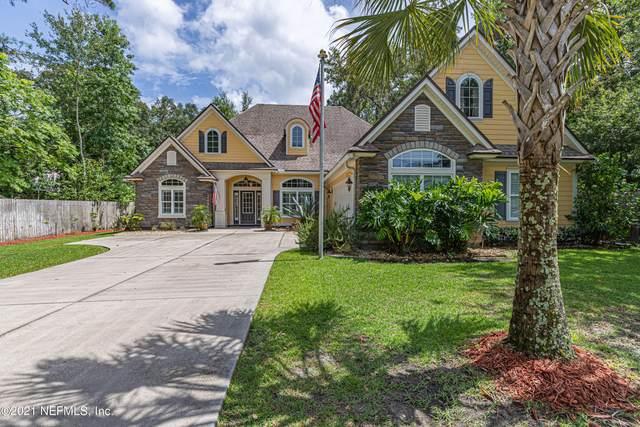 4918 Harvey Grant Rd, Fleming Island, FL 32003 (MLS #1120817) :: The Hanley Home Team