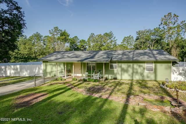 33 Foxtail Ave, Middleburg, FL 32068 (MLS #1120821) :: The Huffaker Group