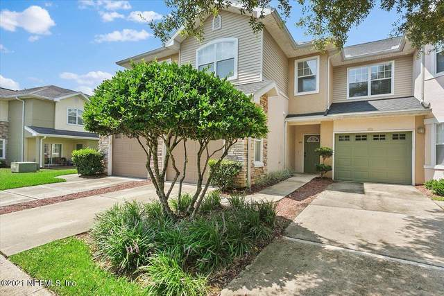 3750 Silver Bluff Blvd #2102, Orange Park, FL 32065 (MLS #1120833) :: Olde Florida Realty Group