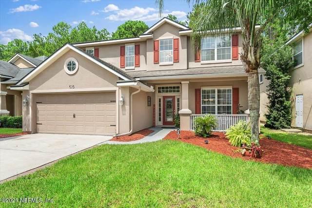616 Candlebark Dr, Jacksonville, FL 32225 (MLS #1120868) :: The Hanley Home Team