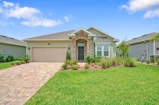 170 Ash Breeze Cove, St Augustine, FL 32095 (MLS #1120879) :: Memory Hopkins Real Estate