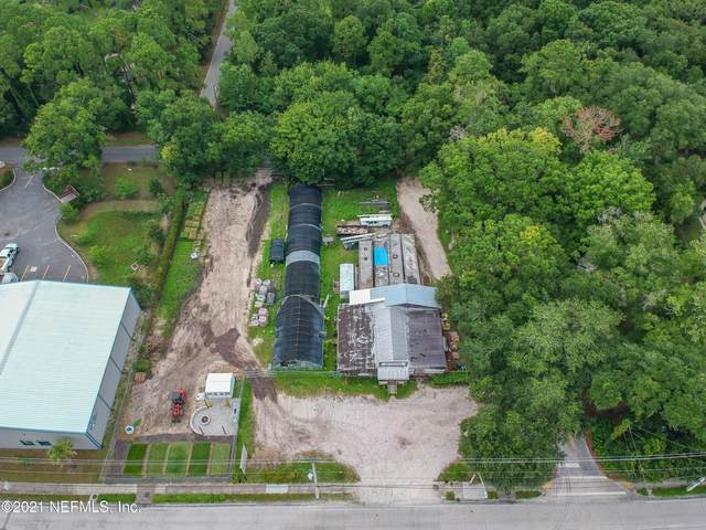 310 State Road 16, St Augustine, FL 32084 (MLS #1120886) :: Berkshire Hathaway HomeServices Chaplin Williams Realty