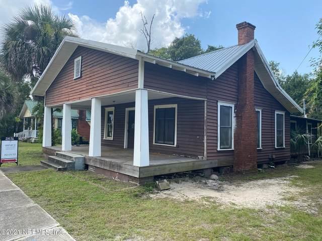 7010 SE 221ST St, Hawthorne, FL 32640 (MLS #1120893) :: EXIT Real Estate Gallery