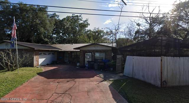 555 Theodore St, St Augustine, FL 32084 (MLS #1120894) :: The Huffaker Group