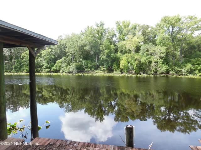 3861 Forest Dr, Middleburg, FL 32068 (MLS #1120906) :: Bridge City Real Estate Co.