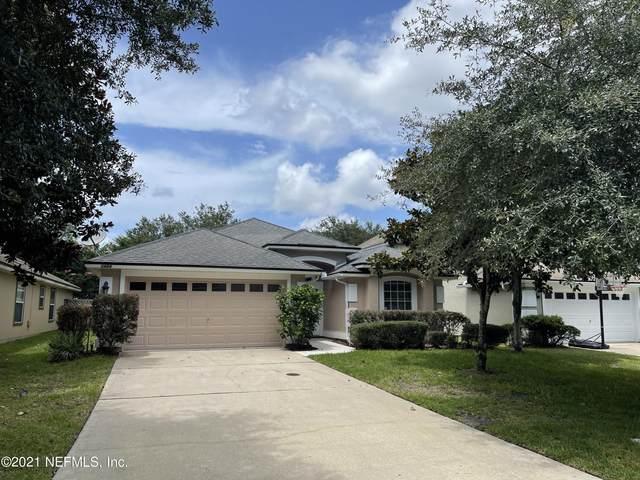 1424 Blue Spring Ct, St Augustine, FL 32092 (MLS #1120907) :: The Volen Group, Keller Williams Luxury International