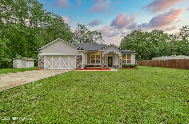 4736 Estate St, Macclenny, FL 32063 (MLS #1120925) :: The Hanley Home Team