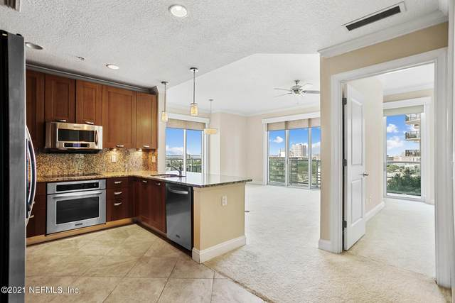 1431 Riverplace Blvd #1001, Jacksonville, FL 32207 (MLS #1120976) :: The Newcomer Group