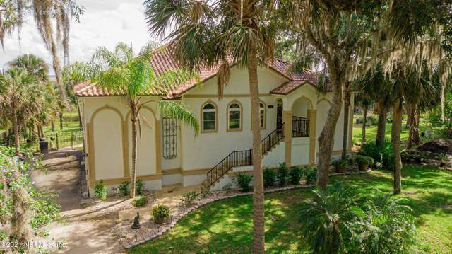 94085 Palm Cir, Fernandina Beach, FL 32034 (MLS #1120999) :: EXIT 1 Stop Realty